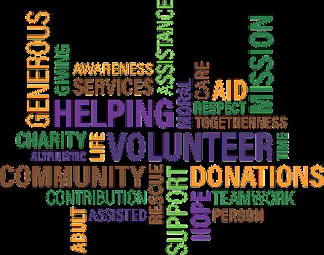 Úloha dobrovoľníka